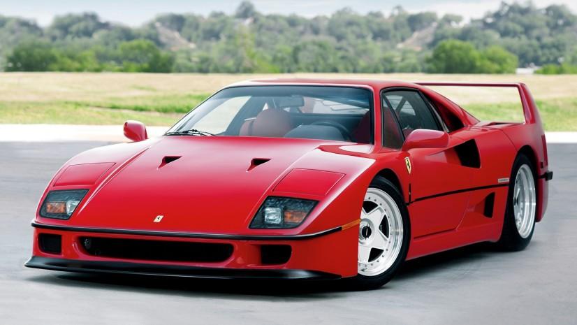 Ferrari F40 photo