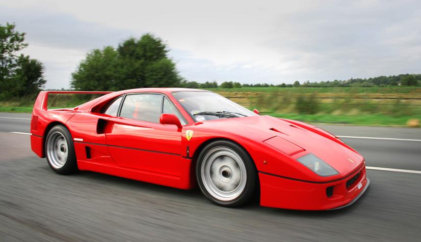 Ferrari F40 supercar