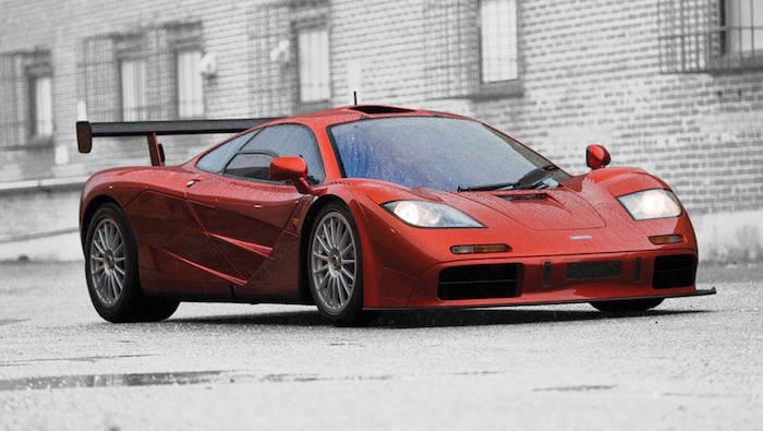 McLaren F1 LM 13 millions