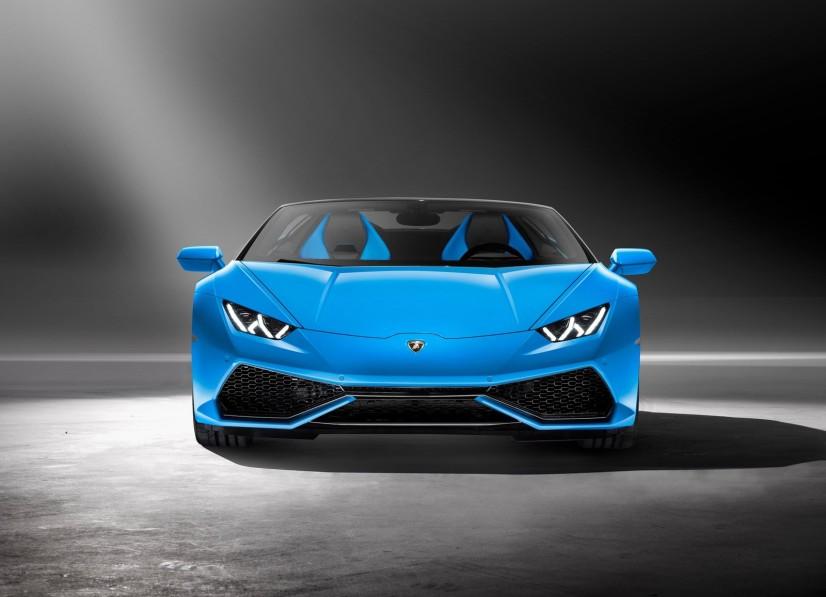 Lamborghini Huracan LP610-4 Spyder avant