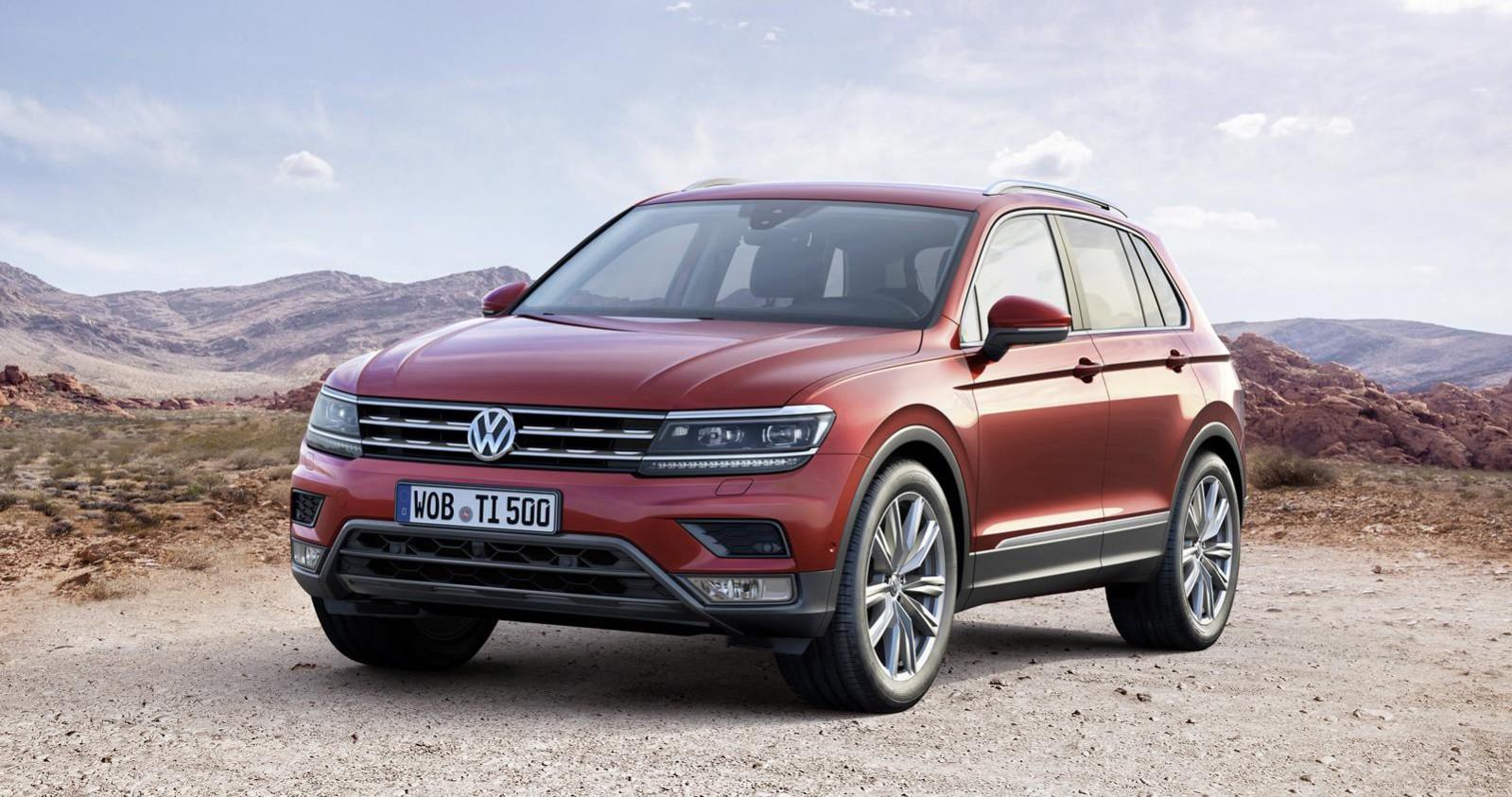 Nouveau VW Tiguan