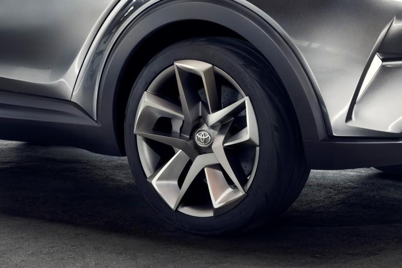 Jante Toyota C-HR concept