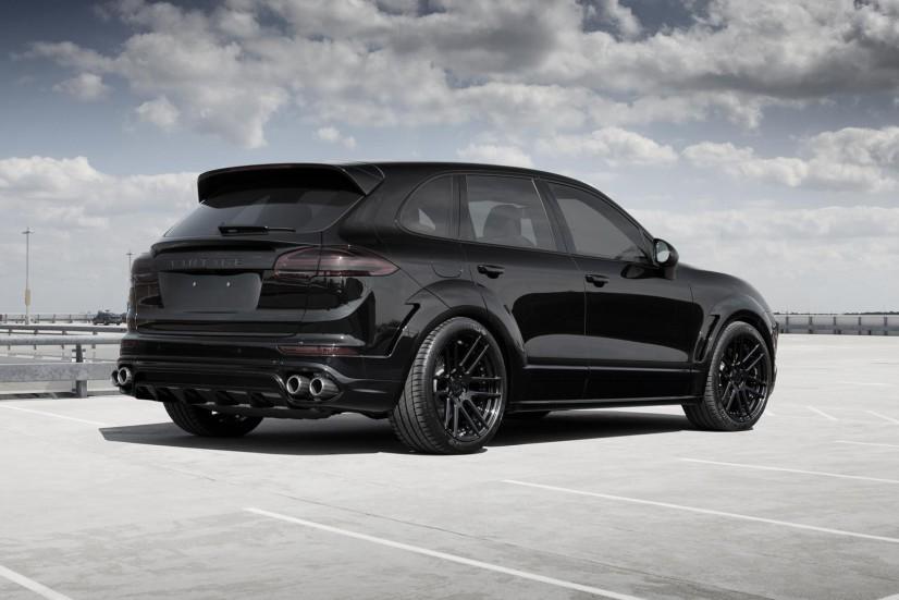 Porsche Cayenne TopCar arrière