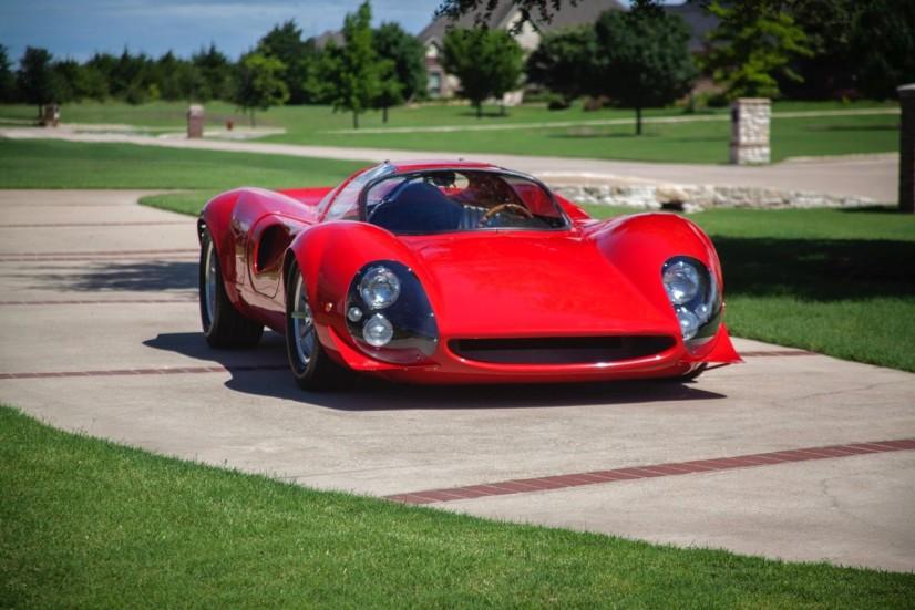 Ferrari Thomassima 1967