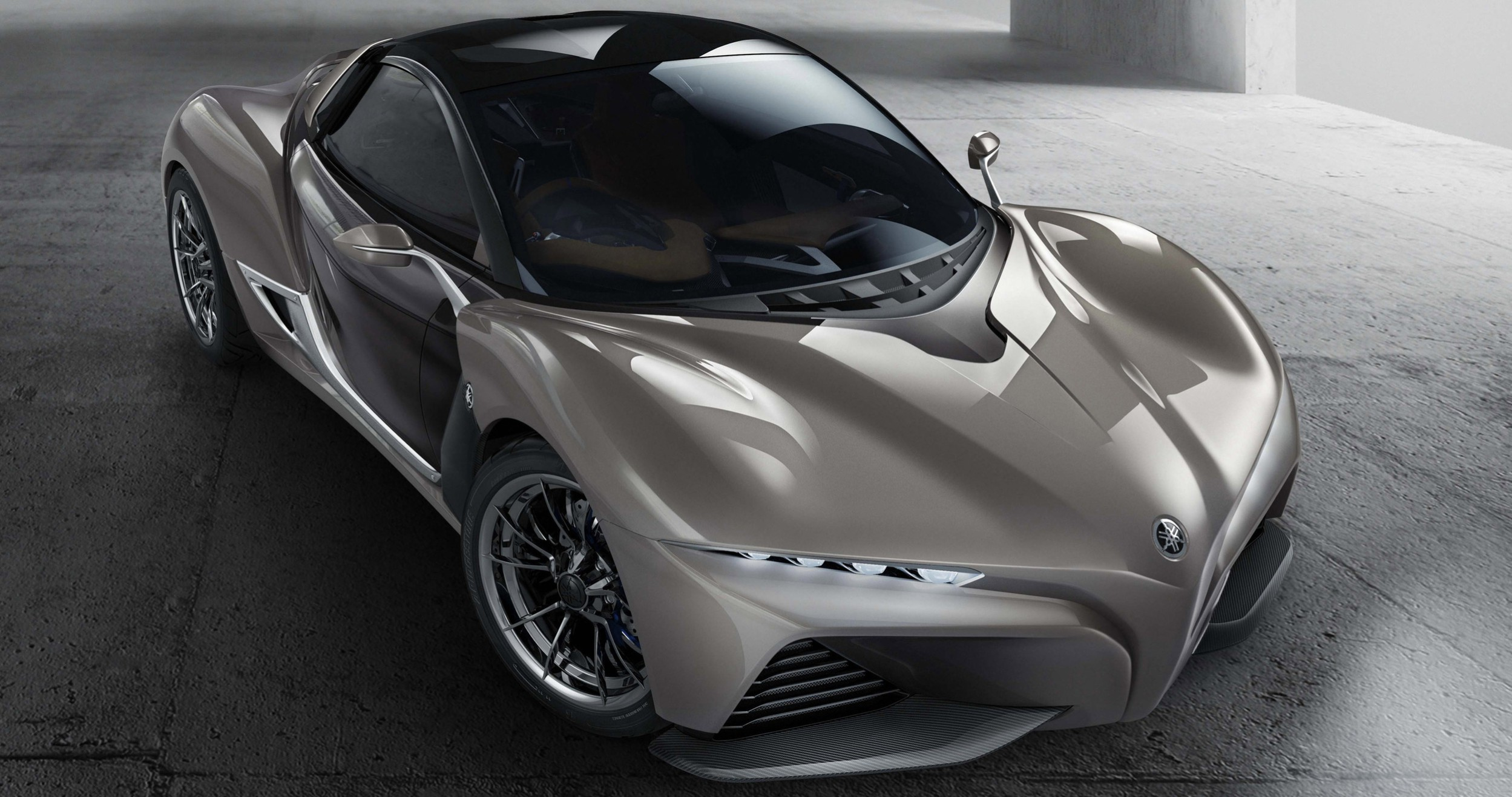 Yamaha Sports Ride Concept