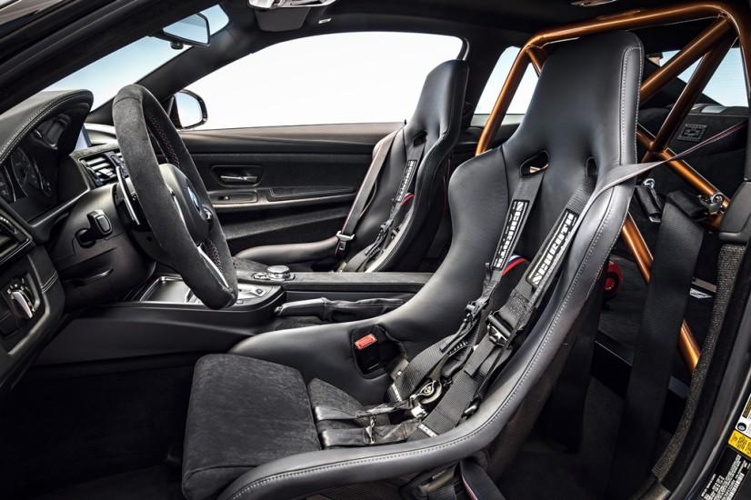BMW M4 GTS intérieur