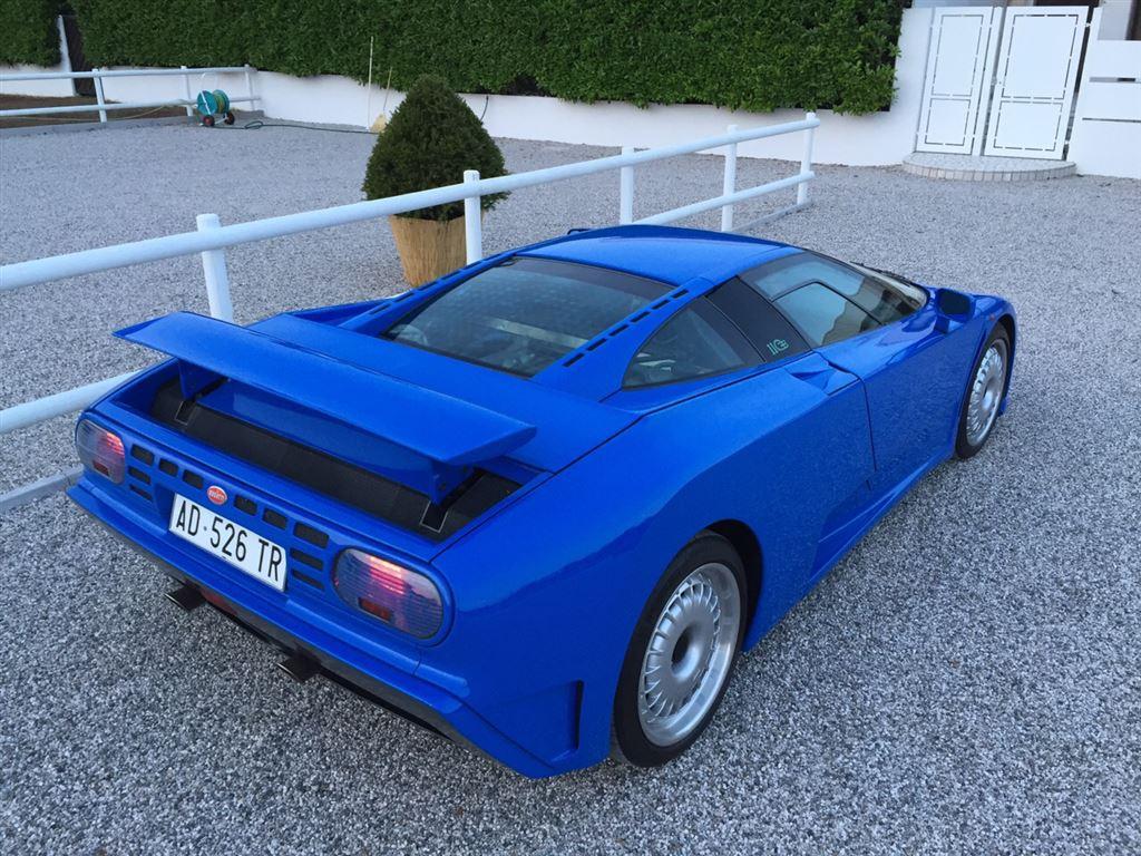 Bugatti EB110 1995