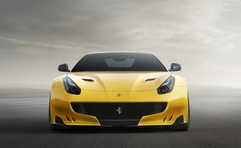 Ferrari F12 tdf avant