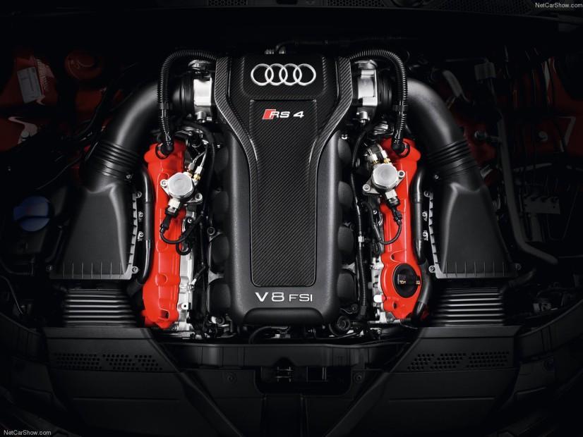 Audi RS4 Avant V6 ou V8