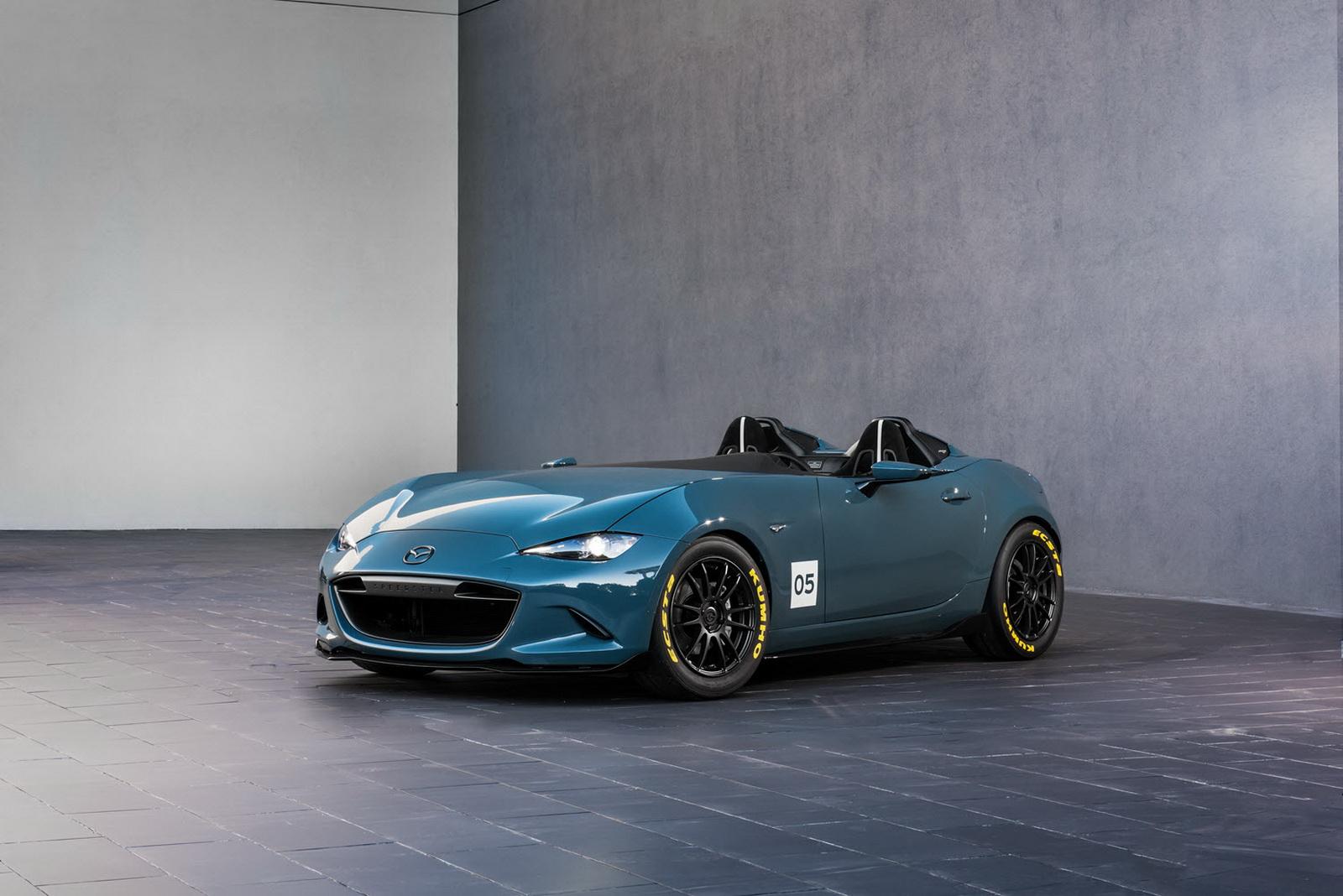 MX-5 Spyder & Speedster : Mazda sort le grand jeu