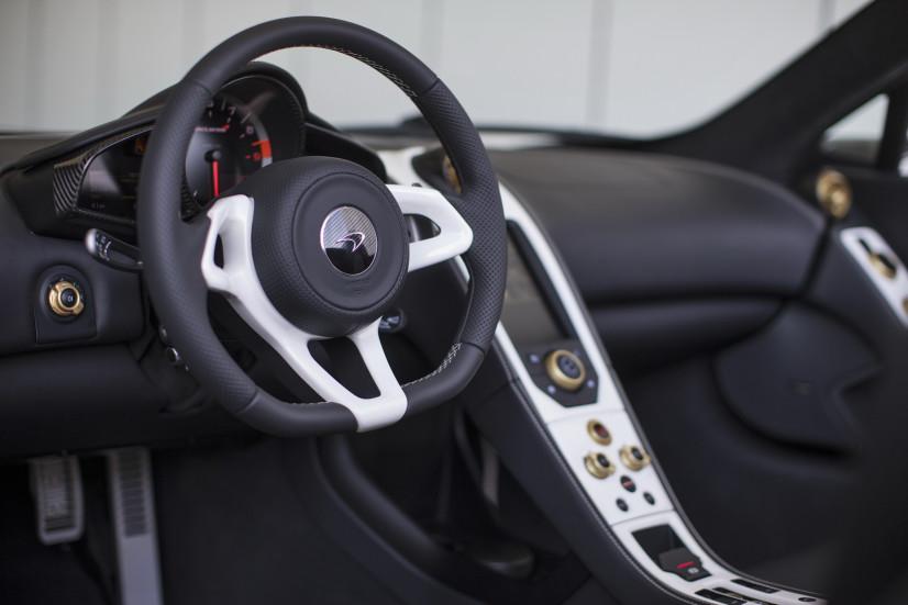 McLaren 650s Al Sahara 79