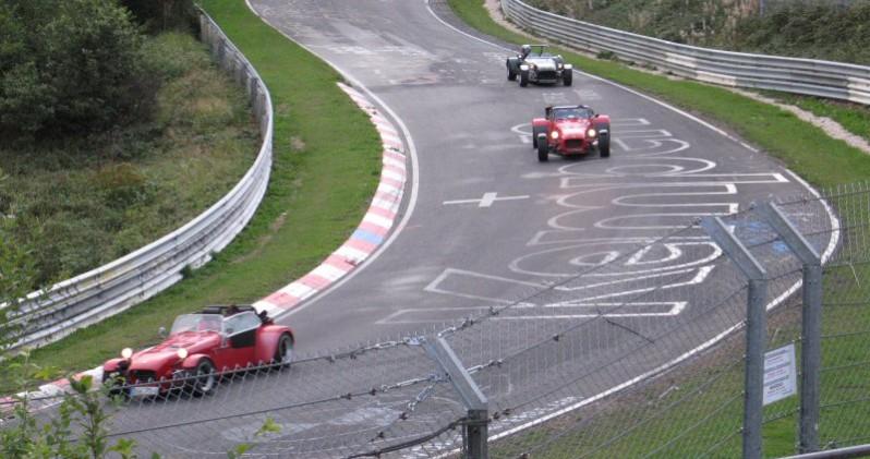 Rouler sur le Nurburgring