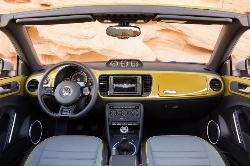 Intérieur Volkswagen Coccinelle Dune