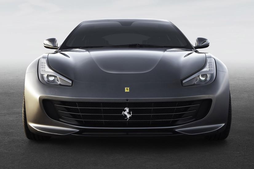 Calandre Ferrari GTC4 Lusso