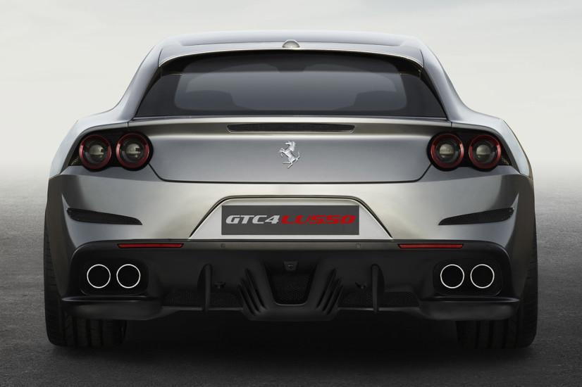 Genève Ferrari GTC4 Lusso