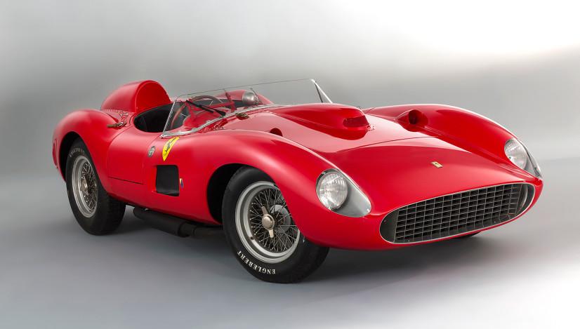 Ferrari 335S Scaglietti