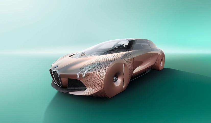 BMW Next 100 Concept