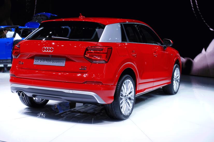Audi Q2 Geneve 2016