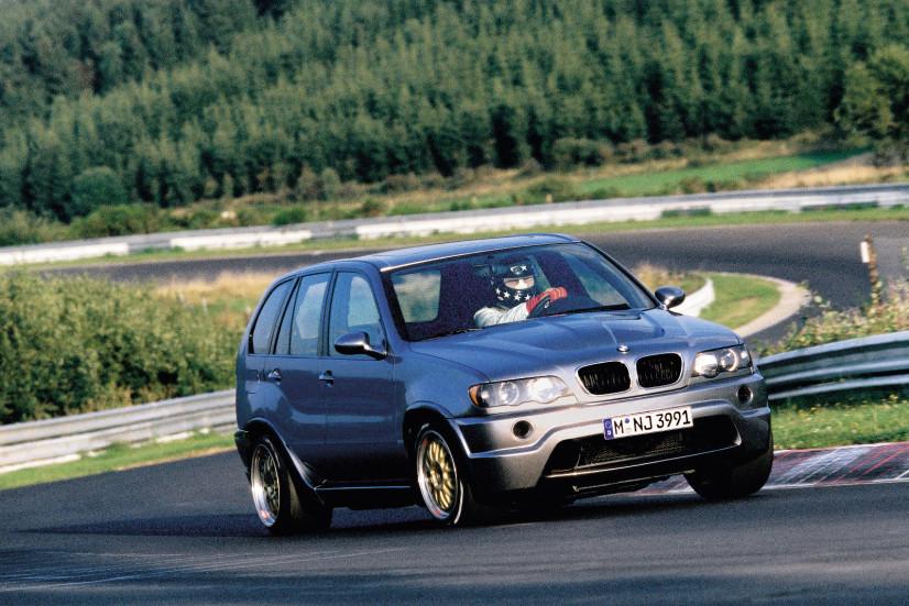 BMW X5 Le Mans 1999
