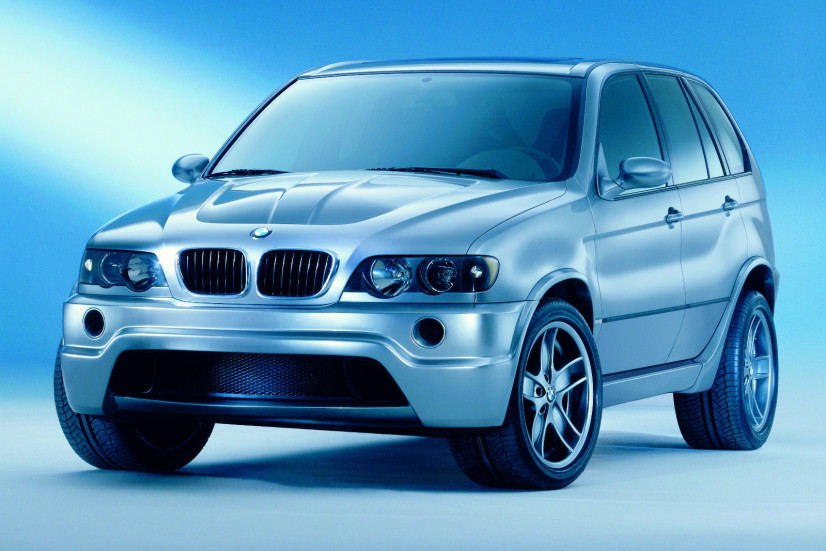 BMW X5 Le Mans eDITION