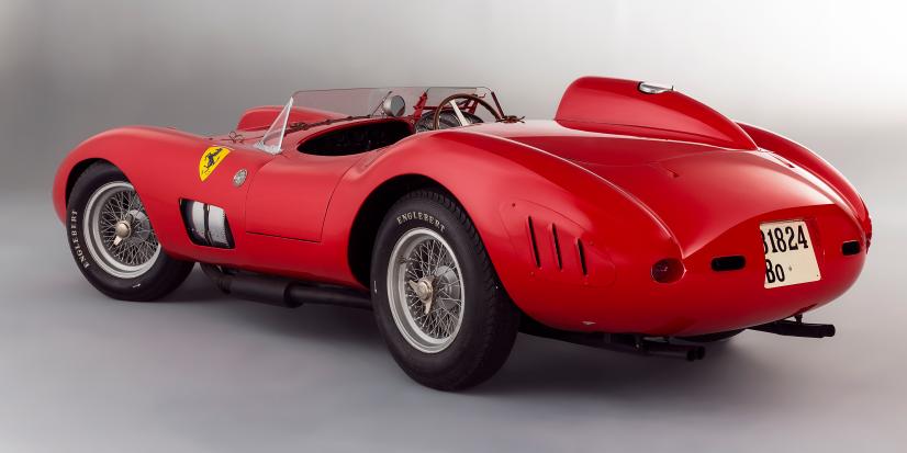 Ferrari 335S Scaglietti de 1957