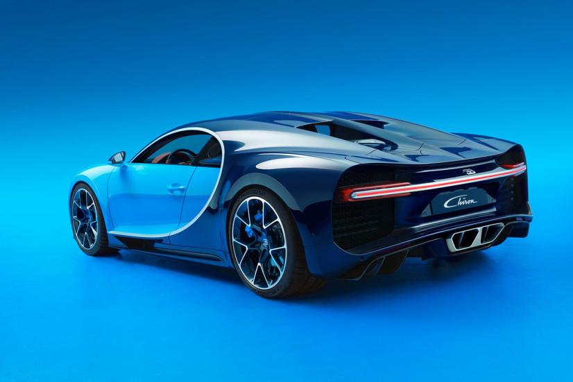 Nouvelle Bugatti Chiron