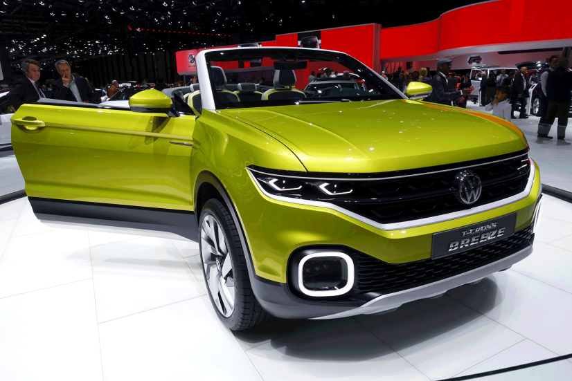 vw t-cross breeze geneve 2016
