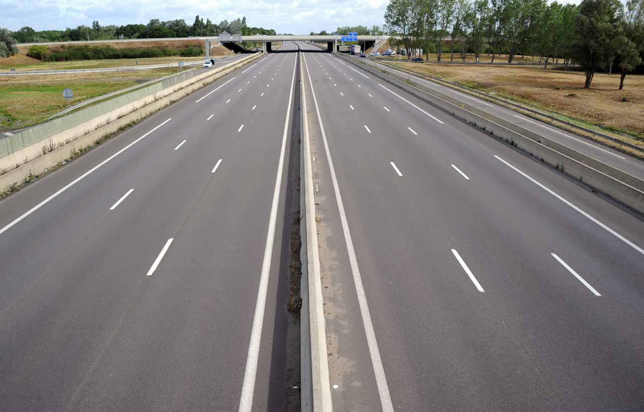 vue autoroute