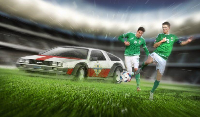 DMC Delorean Irlande
