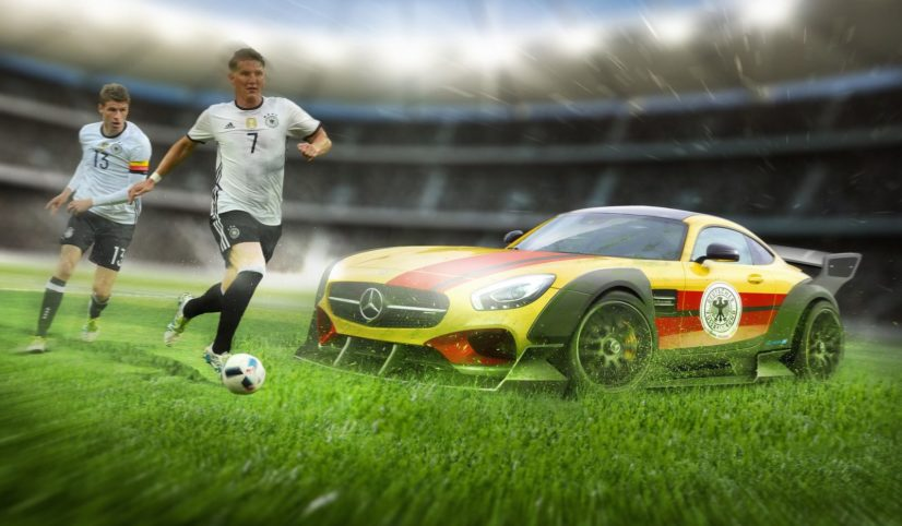 Mercedes AMG GT R Allemagne