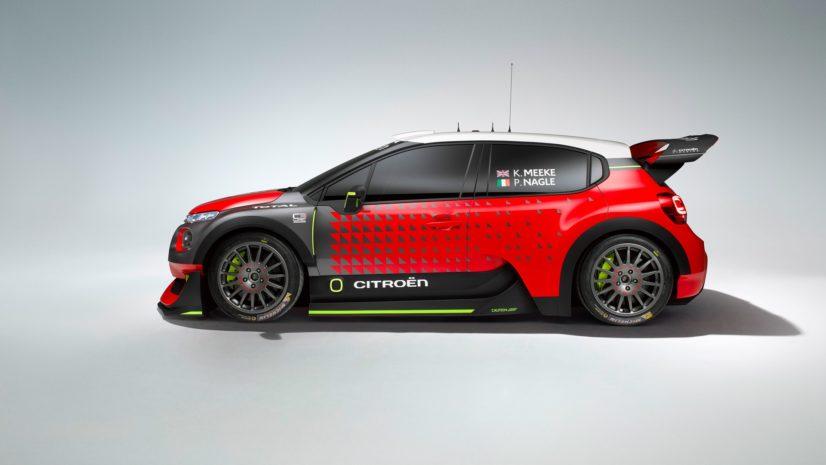 Citroën C3 WRC Concept