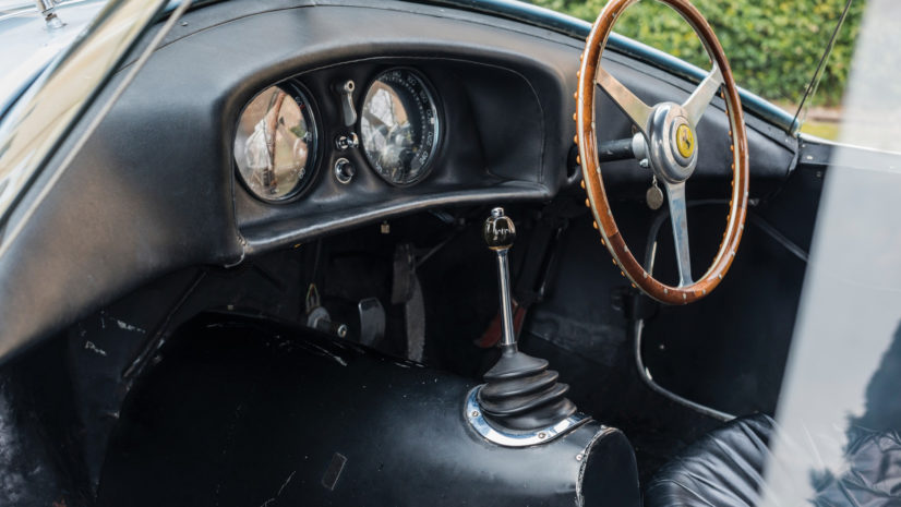 Ferrari Uovo Fontana 1950