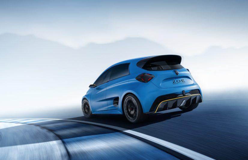 Renault Zoé e-Sport Concept