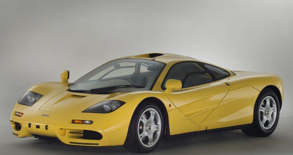 Une McLaren F1 toute neuve