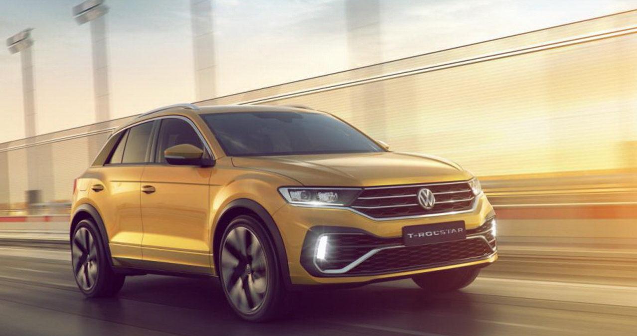 Volkswagen T-Rocstar Concept