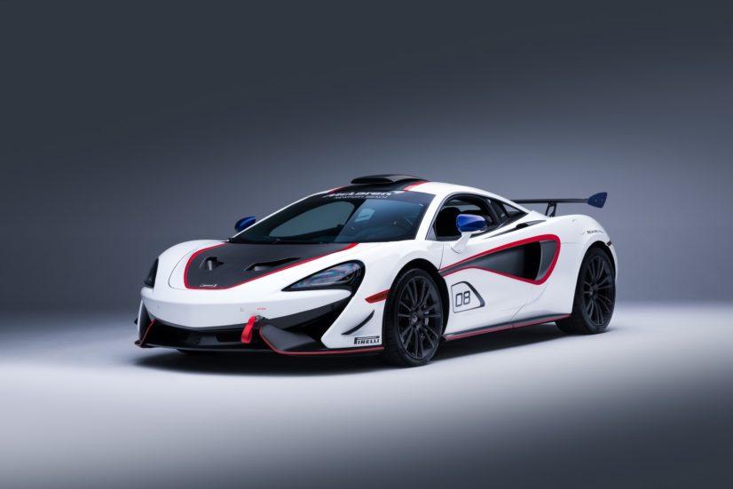 McLaren MSO X 2018