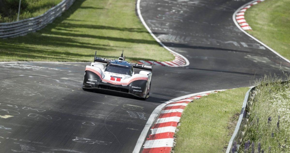 919 evo Nürburgring